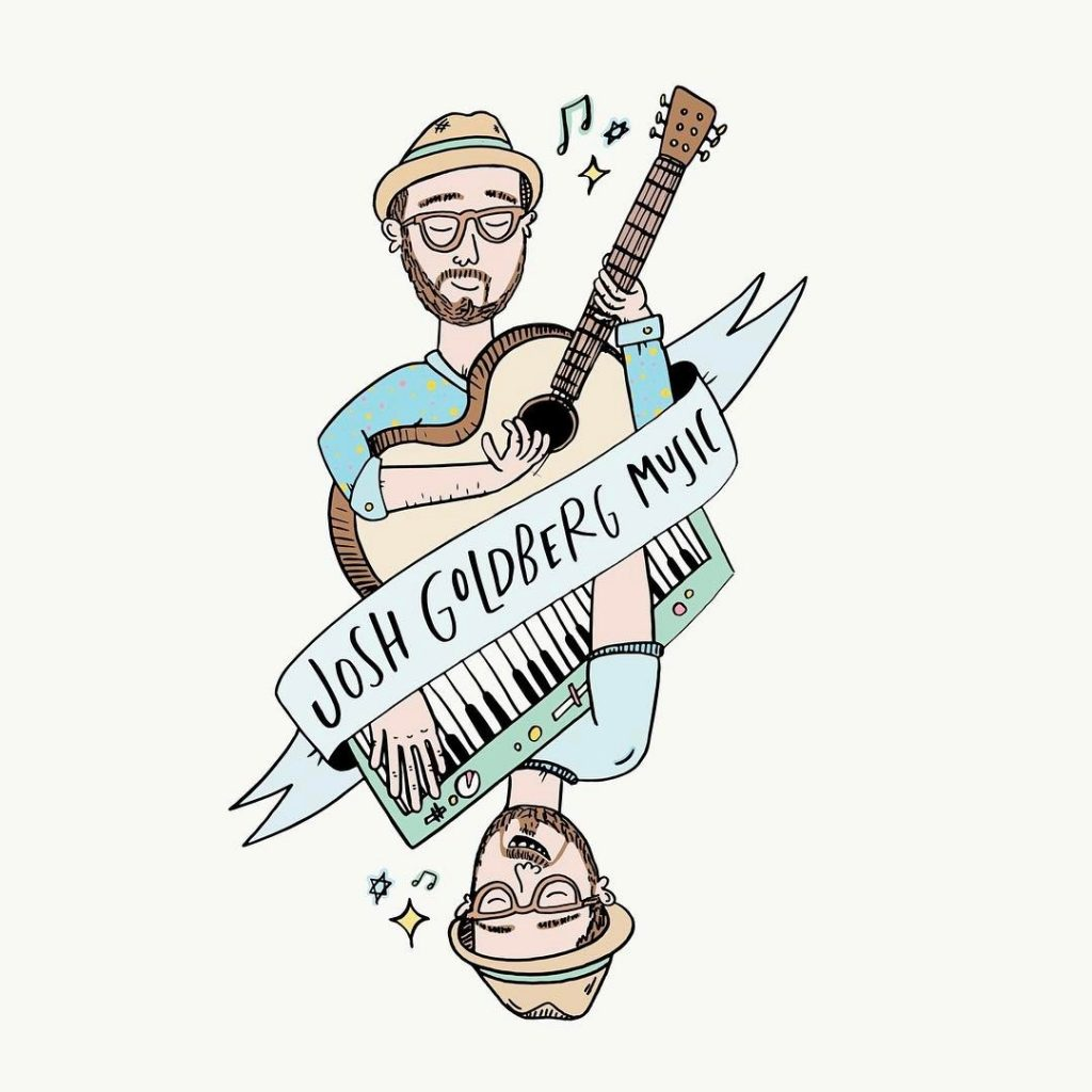 Josh Goldberg Music Logo
